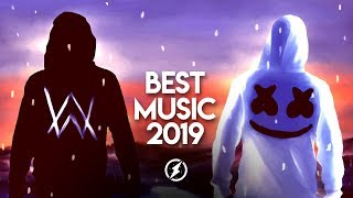 Download Best Music Mix 2019 ♫ No Copyright EDM ♫ Gaming Music Trap - Dubstep - House Video