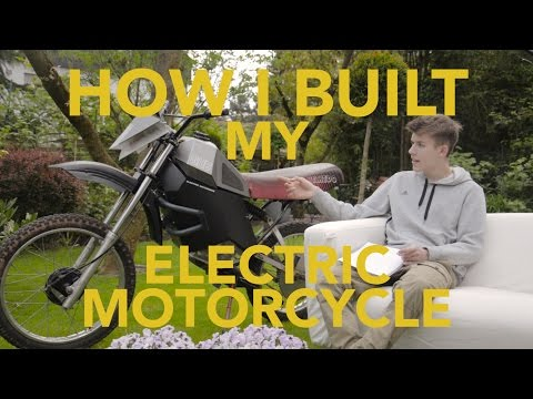How i built my electric motorcycle