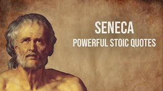 LISTEN TO THIS Through Hard Times   Powerful Stoic Quotes From SENECA