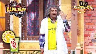 Gulati ने किया Brett Lee को Challenge! | The Kapil Sharma Show | Comedy Shots