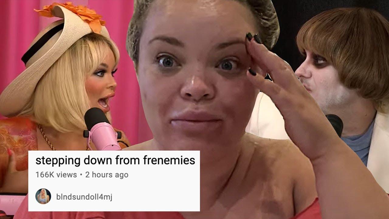 Trisha Paytas QUITS Frenemies...