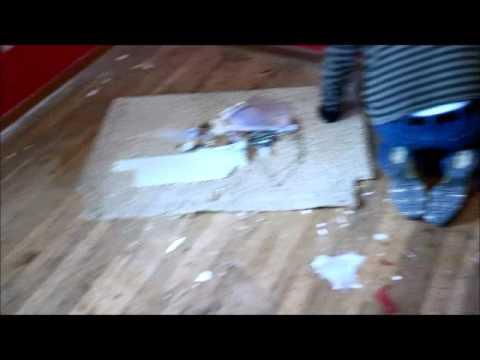 Extreme Floor Refinish