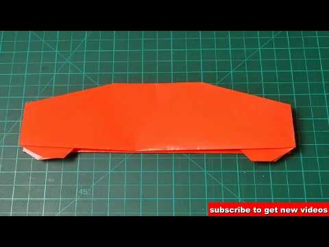 How to make a Paper Car || Paper Car || Origami Car || Origami Easy
