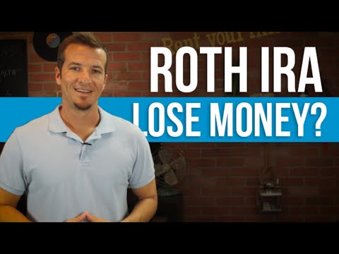 Want your Roth IRA to drop in value?