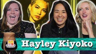 Drunk Lesbians Watch Hayley Kiyoko Videos (Feat. Ashly Perez & Kirsten King)