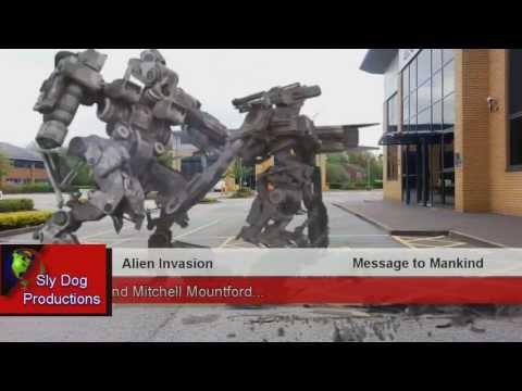 ALIEN INVASION   MESSAGE TO MANKIND (FX GURU & ACTION MOVIE FX)