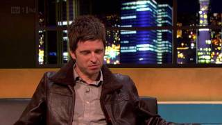 Noel Gallagher (Interview on The Jonathan Ross Show - 2011-10-21) [HD]