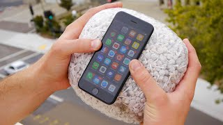 Iphone 6s Inside Ball Of Fireworks Dropped From 100 Feet!