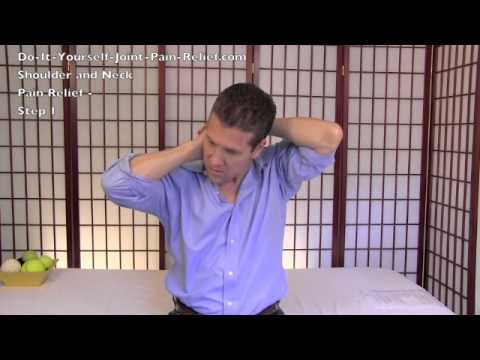 Neck and Shoulder Pain Relief - Step 1