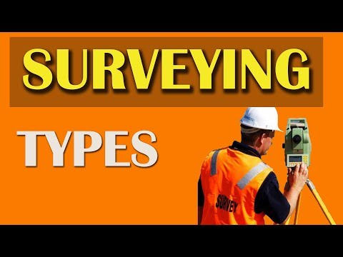Surveying Types