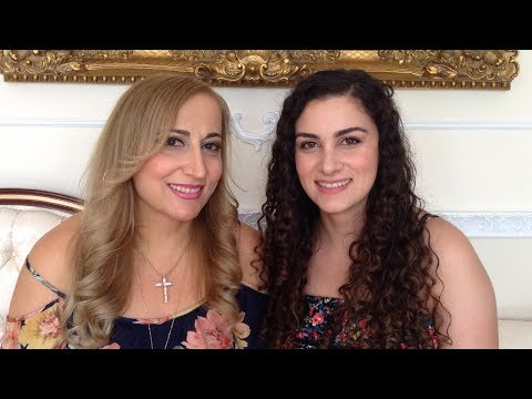 The Mom Tag: Meet My Lebanese Mom + Footage of Me as a Child