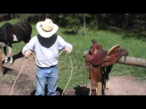 How to pack a riding saddle