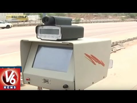 New Speed Limit On ORR | Speed Laser Guns On Outer Ring Road | V6 News