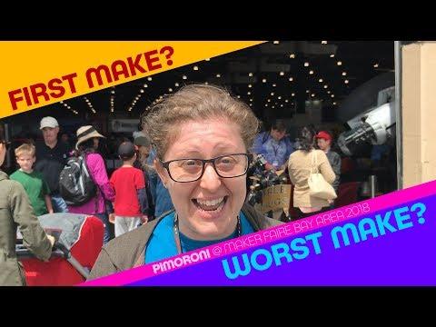 First Make & Worst Make Alex Bate