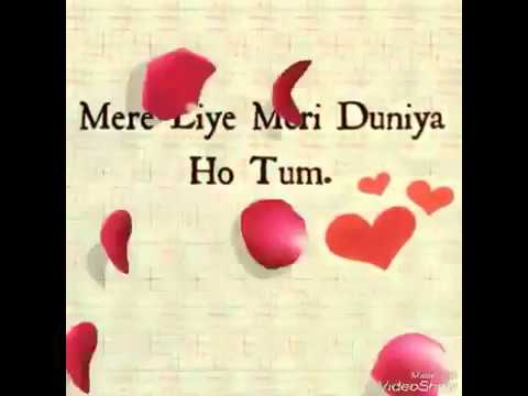 Propose day special best words to express love with music whatsapp status in hindi