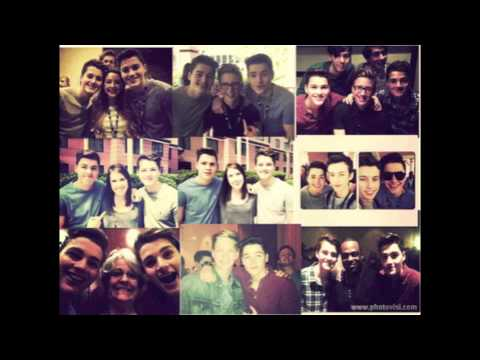 Jack and Finn's 20th Birthday Collage
