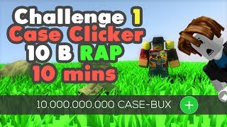 how to get money fast in case clicker