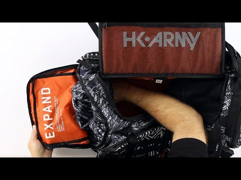 HK Army Expand Backpack/Gear Bag - Review