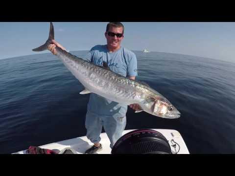 King Mackerel Fishing - Hatteras NC - www.SaltMinded.com