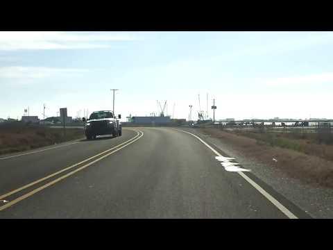 LA 82 (Cameron Ferry to LA 27) eastbound (Part 1/2)