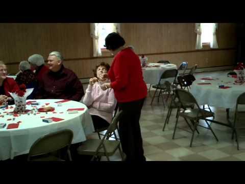 Elk township Senior Citizen Valentin'e Luncheon