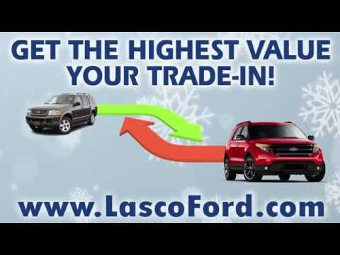 Lasco Ford Winter Savings Event | New Ford Vehicles For Sale | 810-629-2255