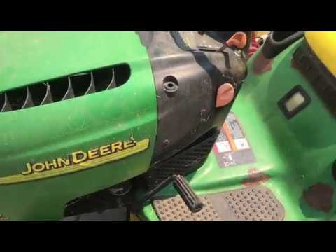 Curb Find John Deer Rider and Craftsman Pusher
