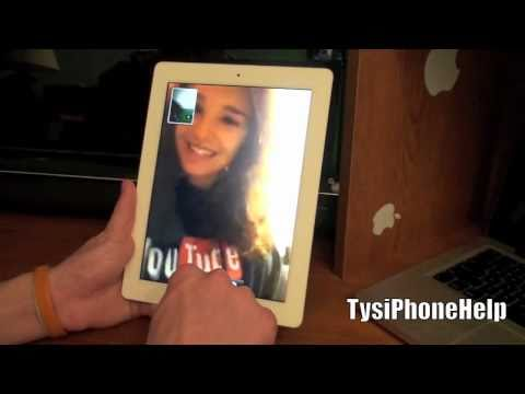 Facetime for the iPad 2
