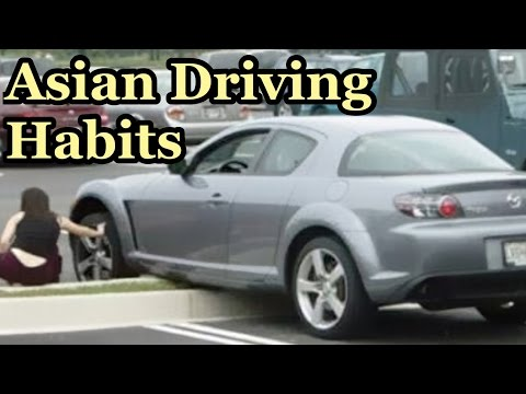 Why Asians are considered the WORST Drivers!