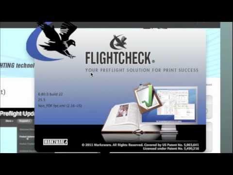 FlightCheck v6.80 Released - Preflight and Package Adobe CS5.5 and Quark 9 print files