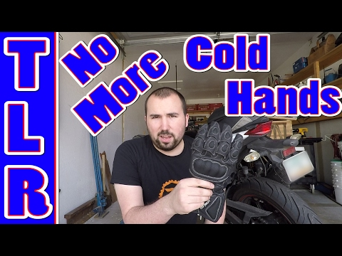 No More Cold Hands | Winter Riding