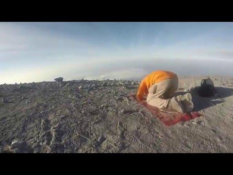 Brotrip: Active Volcano of Mahameru (Gopro)
