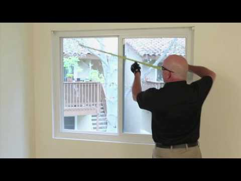 HD Supply Facilities Maintenance - How To Measure Horizontal Blinds
