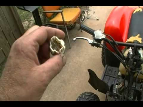 TIPS FOR T-MAN,  HOW TO BYPASS A BRAKE SENSER SWITCH