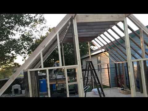 Building My Chicken Coop Part 6