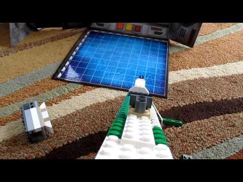 Lego ak47 & flash bang