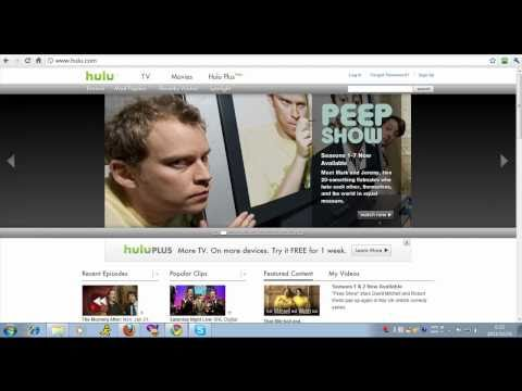 How to Watch Hulu.com Outside of the US