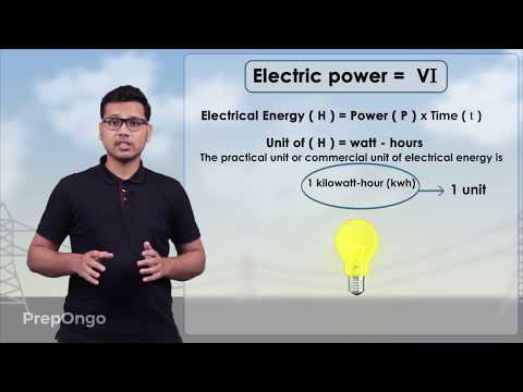 Electricity class 10 | Electric Power