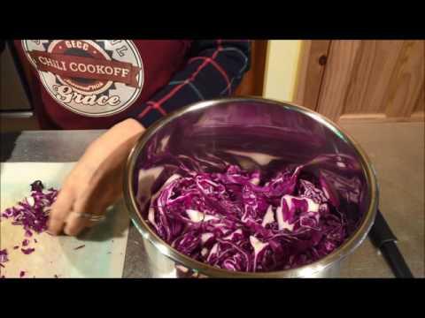 Adding Flavor: Gerson Sauerkraut