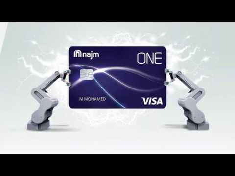 Majid Al Futtaim(Najm) Credit Card in UAE