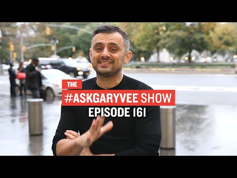 #AskGaryVee Episode 161: Resumes, Starbucks Cups, & Changing My Mind