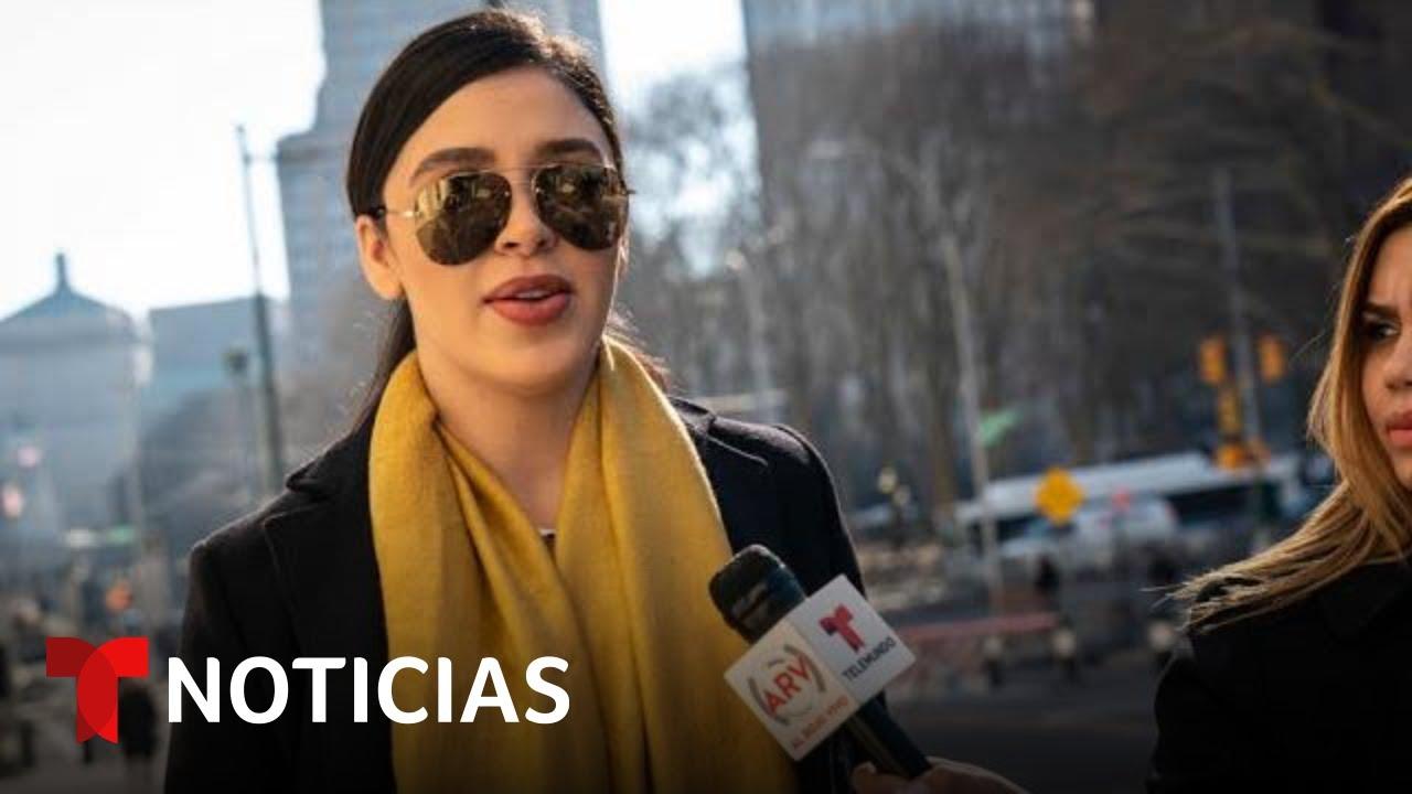 Esta es la cara oculta de Emma Coronel, la esposa de 'El Chapo' Guzmán | Noticias Telemundo
