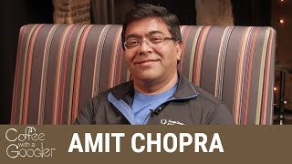 Learn about the Google Developers Agency Program over Coffee with Amit Chopra