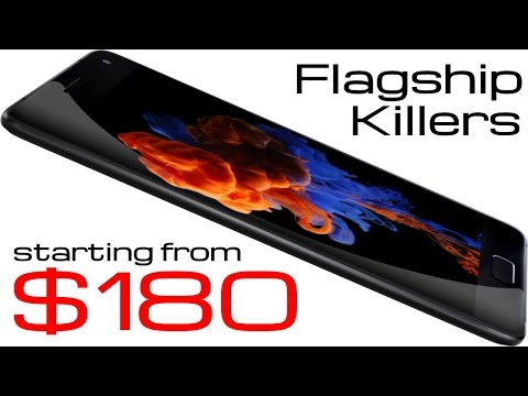 Best Flagship Killers 2017   Top 10