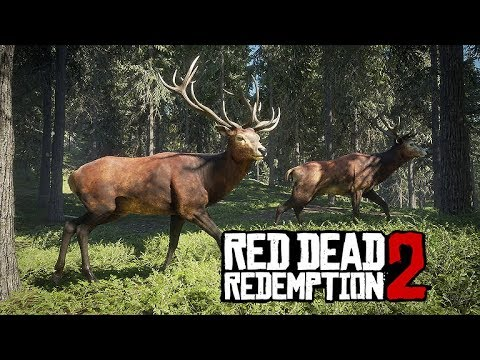 First Look Previews of Red Dead Redemption 2