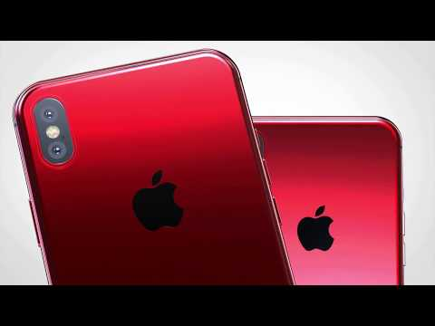 Apple - iPhone X and X+ PRODUCT RED