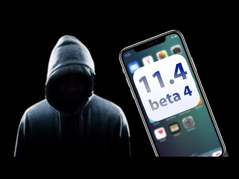 iOS 11.4 beta 4's big security feature!