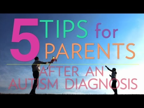 How Parents Can Cope After an Autism Diagnosis