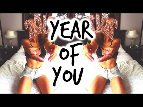 NEW YEAR, NEW SERIES?! | Resolutions & Back on Track Grocery Haul | YEAR OF YOU EP01