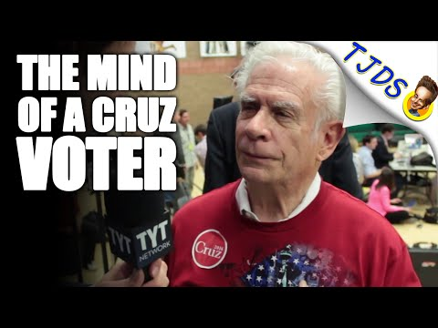 Ted Cruz Supporter Loves Government Healthcare But Hates Obamacare